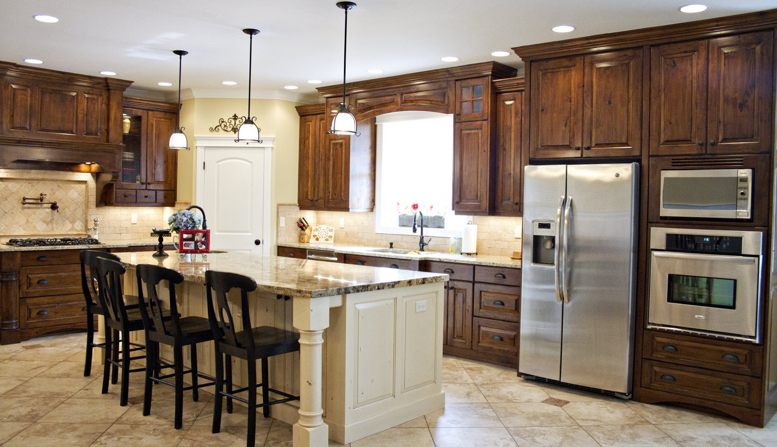 Homemakeovers remodeling specialists for Kitchen improvements